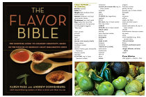 The Flavor Bible Reviewed